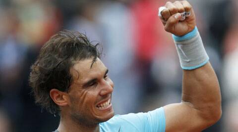 Nadal has a 61-1 record at the French Open. (Source: Reuters)