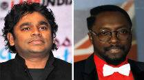 A R Rahman's hit number 'Urvashi Urvashi' inspires Will.i.am's new track