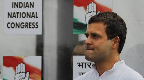 Congress party Vice President Rahul Gandhi. ( Source: AP )
