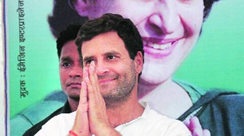 """We will not support any front,"" Gandhi, who was campaigning in his constituency, told reporters. (PTI)"