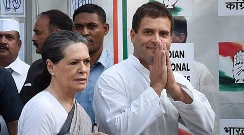 Congress' top leadership is learnt to have drawn up a plan to shield Rahul Gandhi. (PTI)