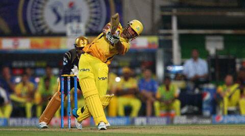 Raina has made 436 runs this season so far, with four fifties. (Source: IPL/BCCI)