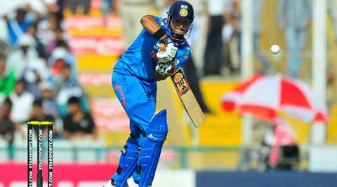 Suresh Raina didn't play the Tests, but will play a crucial role in the ODI series (Source: IE File Photo)