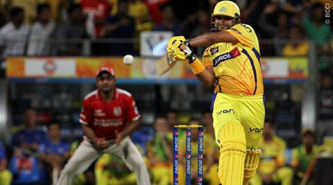 IPL 7 Live Cricket Score, CSK vs KXIP: CSK stand between KXIP and first final (Source: IPL/BCCI)