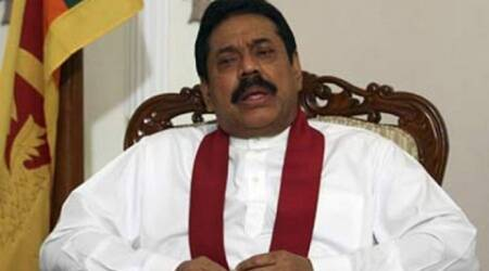 MDMK leader met Modi and Singh in Delhi on arguing against the Lankan leader's participation in swearing-in, alleged that minority Tamils in Sri Lanka were still facing many difficulties.