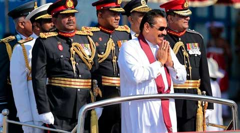 Rajapaksa has ordered the release of all fishermen ahead of his visit to India. (Source: AP)