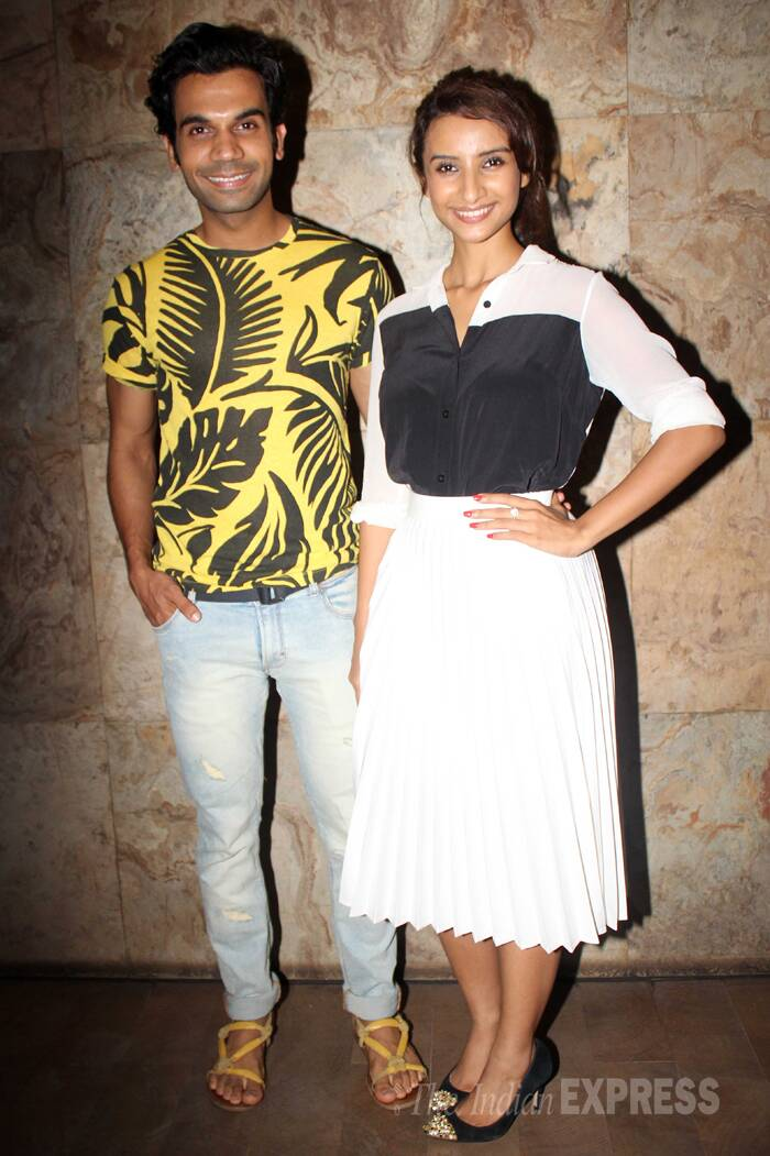 Alia Bhatt watches Rajkummar Rao's 'CityLights' with mom and dad