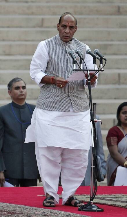 Narendra Modi's team: Meet the new ministers