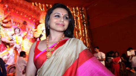 Rani Mukerji is back on the sets post her wedding to complete the remaining scenes for the drama film.