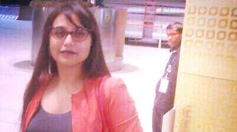 Rani Mukerji returned to Mumbai a few days back minus her new husband.
