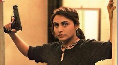 It seems that Rani Mukerji is in no mood (at least for now) to add her husband's surname to her name.