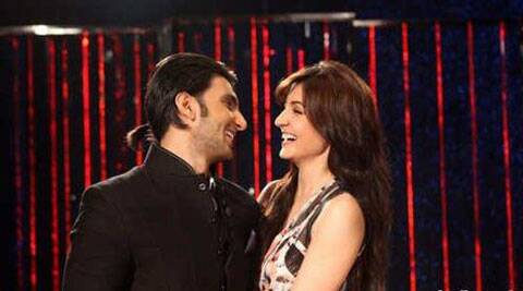 Ranveer, 28, and Anushka first appeared together in 'Band Baaja Baarat'.