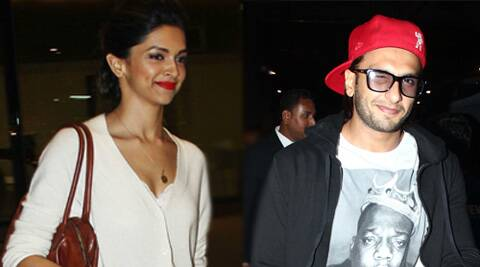 Deepika Padukone has been gifted a pendant with 'Love' embossed on it by Ranveer Singh.