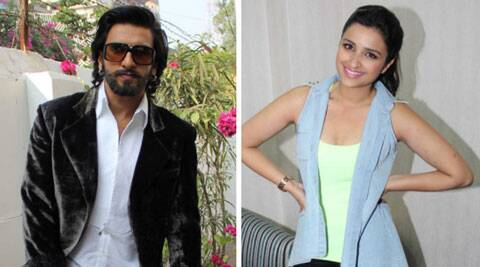 Parineeti and Ranveer took to Twitter to announce the wrap up of the film.