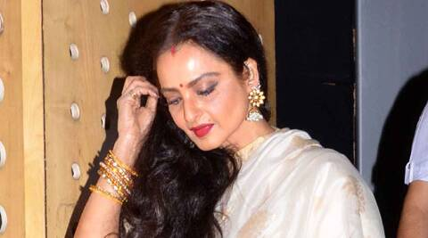 Rekha, 59, ruled Bollywood in the '70s and '80s with her power packed performances in films like 'Mr Natwarlal', 'Umrao Jaan' 'Silsila' and 'Khoobsurat'.