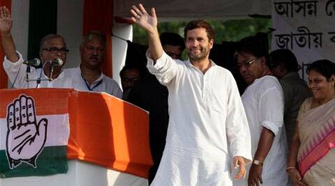 Rahul was also served a notice by the EC for having made an inflammatory speech at Solan in Himachal Pradesh. (AP)