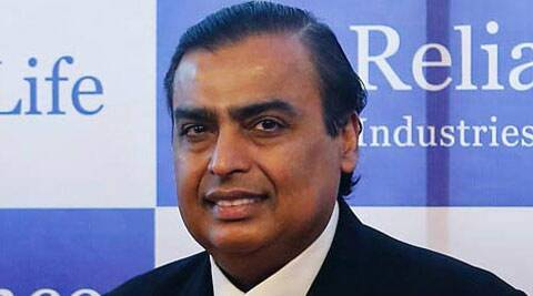 Mukesh Ambani-led Reliance Industries is ranked 135 on the Forbes list with a market value of .9 billion.