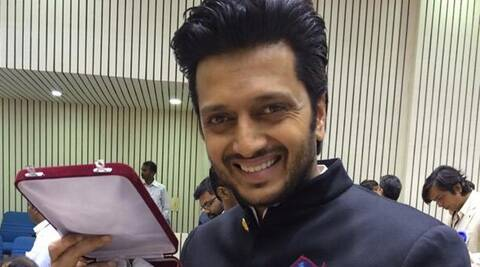 """My first National Award. He would have been proud and said with a smile, 'Well done beta',"" Riteish said."