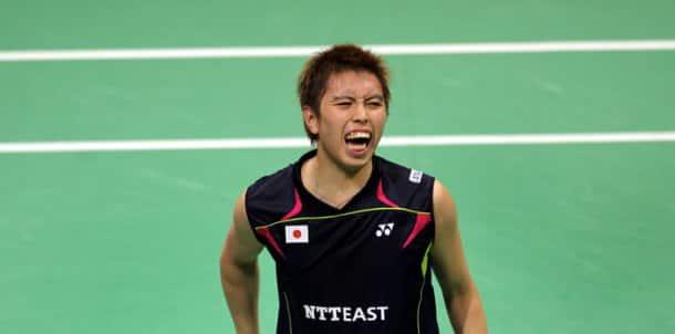 Lee Chong-Wei edges past Kenichi Tago