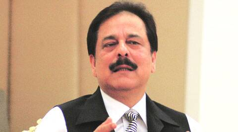 Subrata Roy, Chairman, Sahara Group.