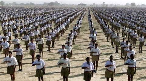 RSS cadres have worked with two specific mandates; one, to reach out and inform the people about the challenges the country is facing; and two, to encourage more people to use their franchise. ( Source: Reuters )