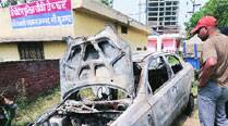 Kin allege foul play after charred body of RTI activist found incar