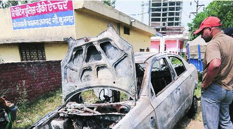 The statement said that the family of Mr Sharma has clearly named those behind his murder and the police version that the death took place due to his car catching fire lacks credibility.