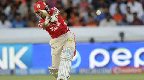 Wriddhiman Saha scored a quick-fire 54 to help his side chase another total in excess of 200 (Photo: BCCI/IPL)
