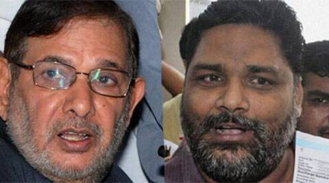 Sharad Yadav of the JD(U) and Rajesh Ranjan, aka Pappu Yadav of the RJD - five and four-time MPs respectively - are from the dominant Yadav community.