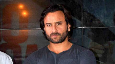 Saif Ali Khan was accompanied by his wife and actor Kareena Kapoor.