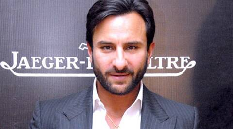 Sources say that top Bollywood actresses are vying for the role opposite Saif.