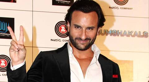 Saif Ali Khan wanted to do a full-fledged comedy film for long though he showed his funny side in films like 'Dil Chahta Hai', 'Hum Tum' and 'Salaam Namaste'.