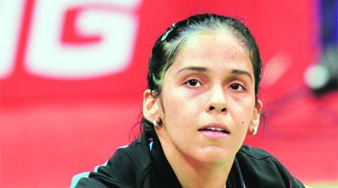Saina Nehwal had an easy 21-4 21-12 win against Canada's Jocelyn Ko as India beat Canada 5-0 in their opening tie of the Uber Cup. Ravi Kanojia