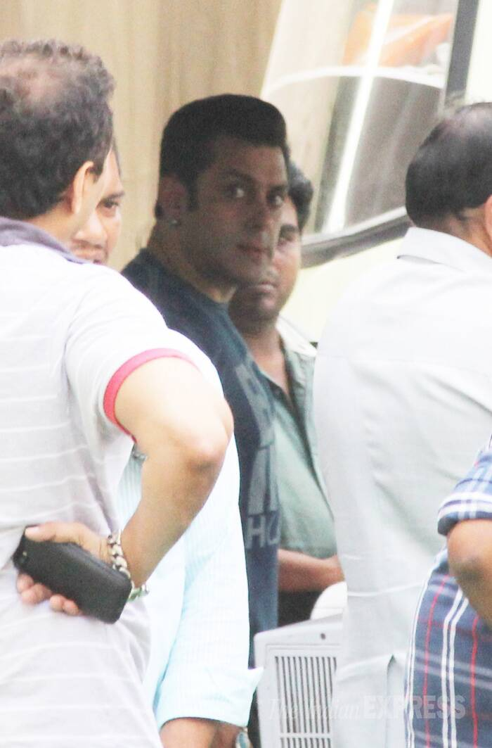 Salman Khan is also said to be shooting a special Eid number for the film. (Source: Varinder Chawla)