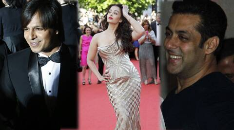 Vivek Oberoi, Salman Khan are now being targetted for their 'Aishwarya Rai' connection.