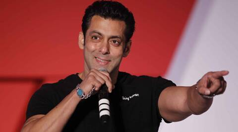 Salman Khan has penned the lyrics for the first song 'No Entry' sequel and the same has already been recorded.