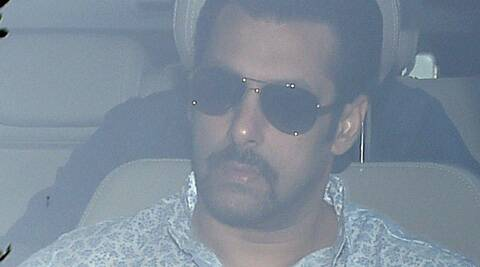 """I remember is that I had served drinks to this group which had come with Salman Khan,"" he said."