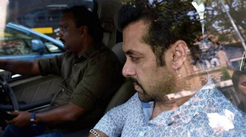 "The witness also said, ""He (Salman Khan) looked normal and walked straight."""