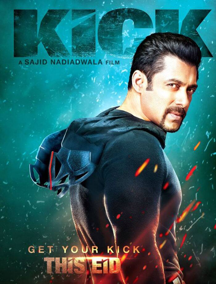 First Look: Salman Khan is a 'Devil'  in Kick
