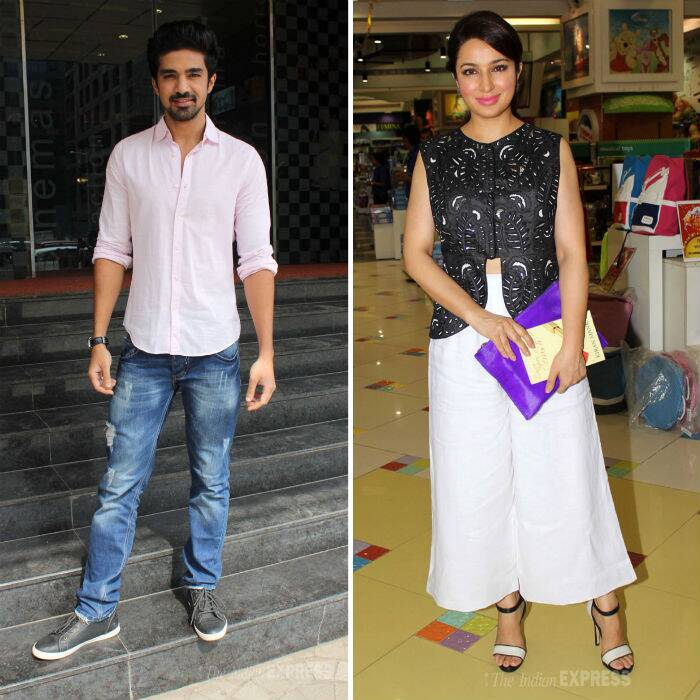 Huma Qureshi's brother Saqib Saleem held a special screening of his new film, while actress Tisca Chopra attended a book launch in Mumbai, on Friday (may 9).