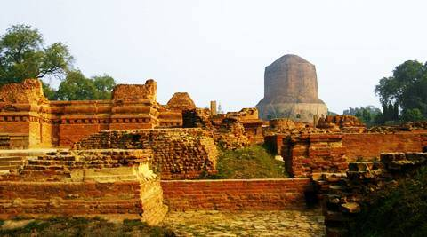 Eleven excavations are on in Sarnath now