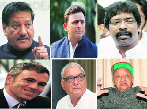 After the Congress's worst-ever defeat in parliamentary elections, there are strong murmurs in the party against vice-president Rahul Gandhi's and his team's style of functioning.