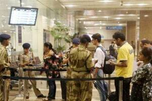 Airport security check time to be halved for fliers: CISF