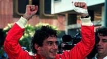 Senna Brazil's beautiful boy, 20 yearson