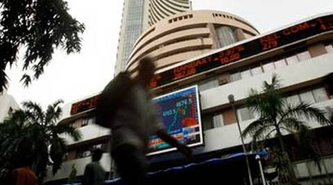 BSE Sensex likely to open higher on strong FII flows. Reuters
