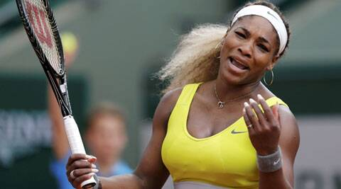 It's only the third time the 32-year-old Williams has exited a major tournament before the third round. (Source: Reuters)