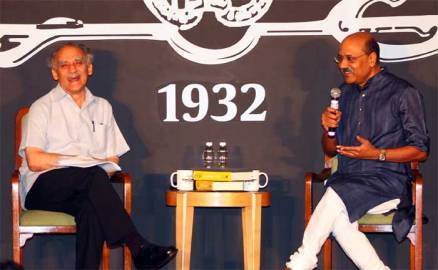 Shekhar Gupta's book 'Anticipating India' launched in Mumbai