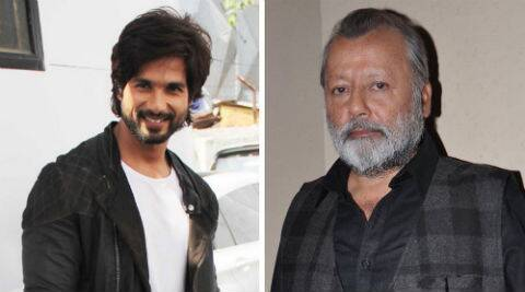 Shahid Kapoor went all out with a birthday gift for his father, director Pankaj Kapur.
