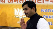 BJP's Shahnawaz Hussain, first high profile victim of NOTA