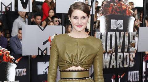 Shailene Woodlyy will next star in romantic drama 'The Fault in Our Stars'. (Photo: Reuters)
